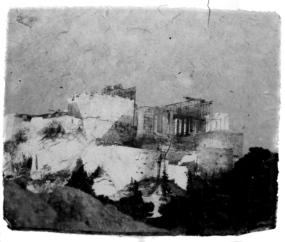 Sibylle Mania - Akropolis Athen 2014