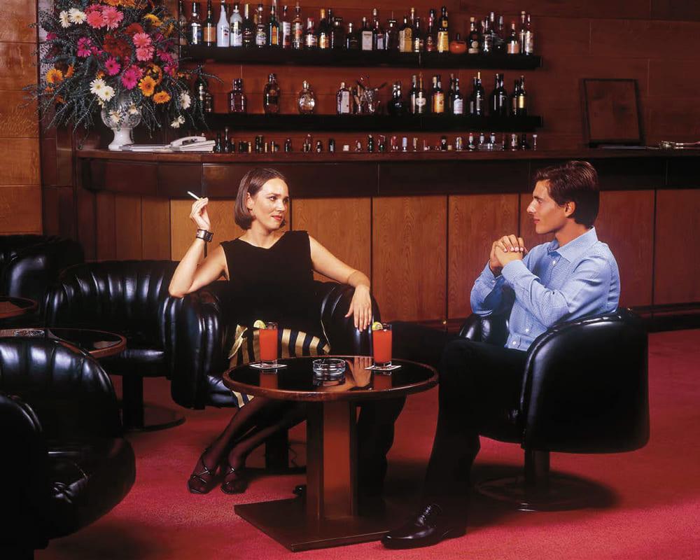 Claudia Fischer - aus der Serie CF Hotels HOTEL EDEN 2003 30x40cm