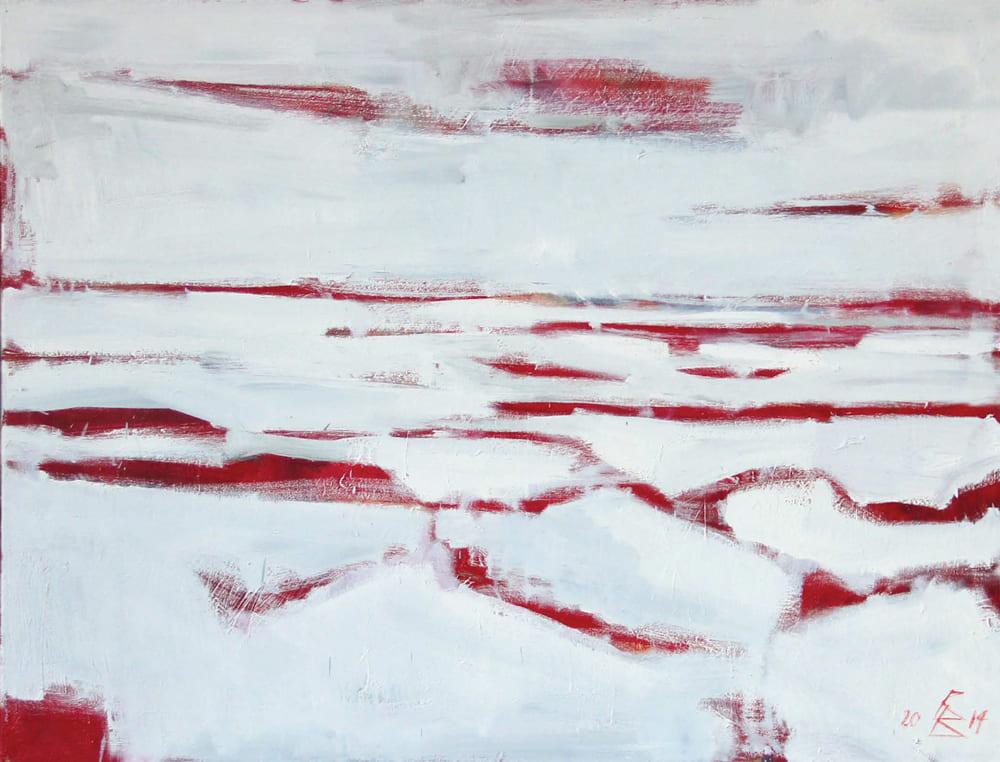 Wolf Bertram Becker - Rot-Weiß